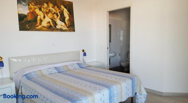 ナンシー ハウス - フィレンツェ - 寝室
