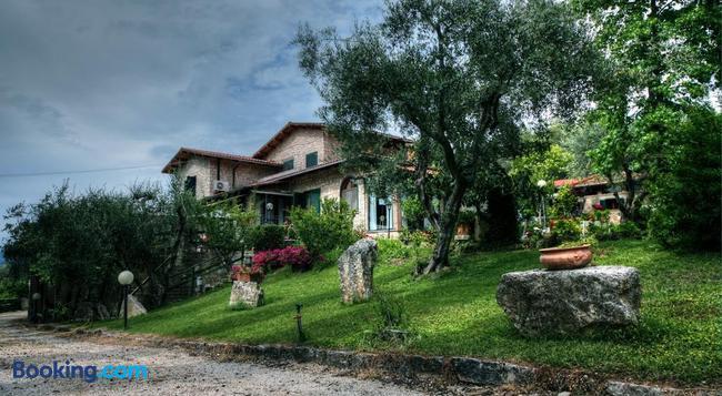 B&B Villa Garden - Saturnia - 建物