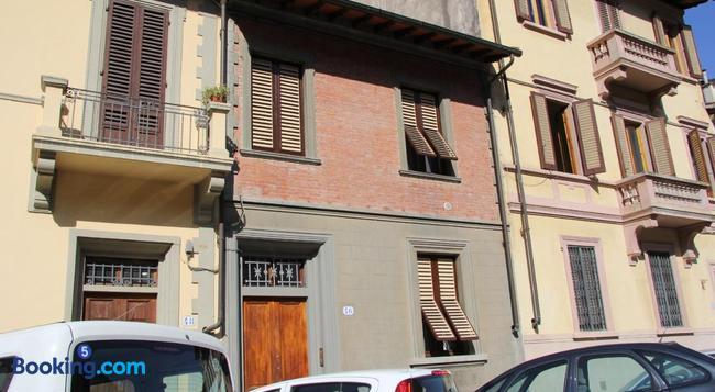 ブルキエロ b&b - フィレンツェ - 建物