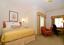 ベスト ウェスタン デ アンザ イン - モントレー - 寝室