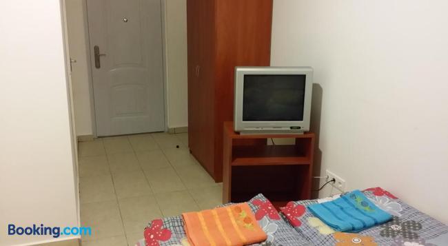 M+D Hotel - ブダペスト - 寝室
