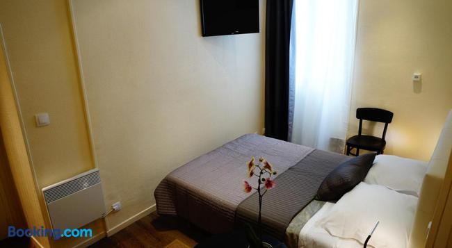 Hotel Zora - パリ - 寝室