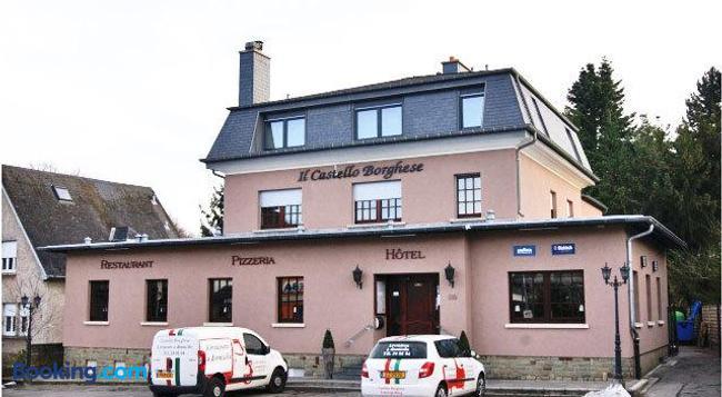 Hotel il Castello Borghese - ルクセンブルク - 建物