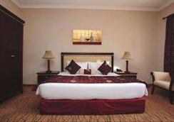 Crossroads Hotel - リロングウェ - 寝室