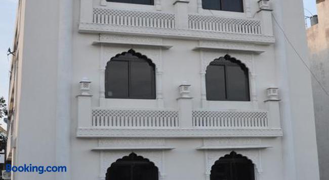 ナハル シン ハベリ - ジャイプール - 建物