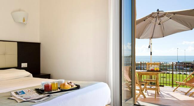 ホテル ベラヴィスタ - ローマ - 寝室