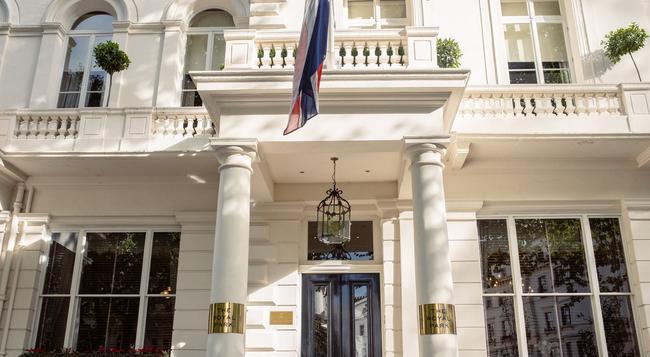 ザ ロイヤル パーク ホテル - ロンドン - 建物
