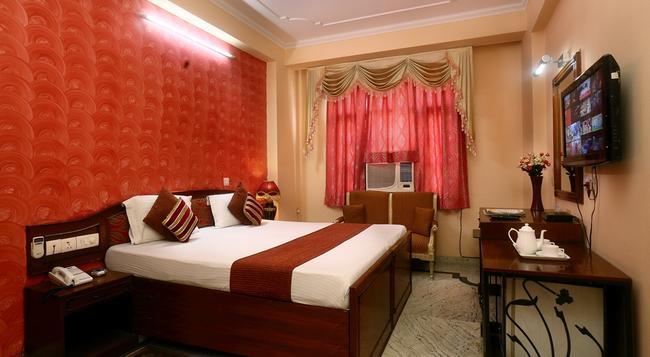 Hotel Indraprastha - ニューデリー - 寝室