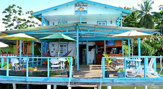 Bubba´s House - Bocas del Toro - 建物