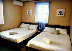 Bubba´s House - Bocas del Toro - 寝室
