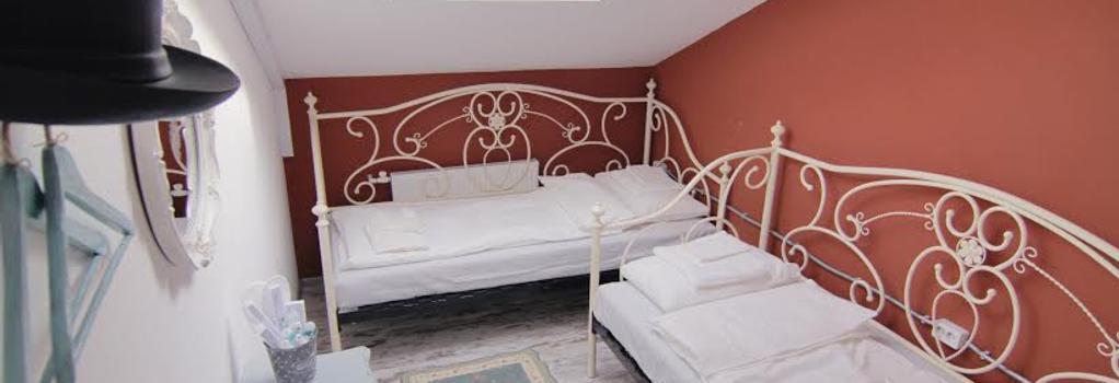 Gindza Hostel Sretenka - モスクワ - 寝室