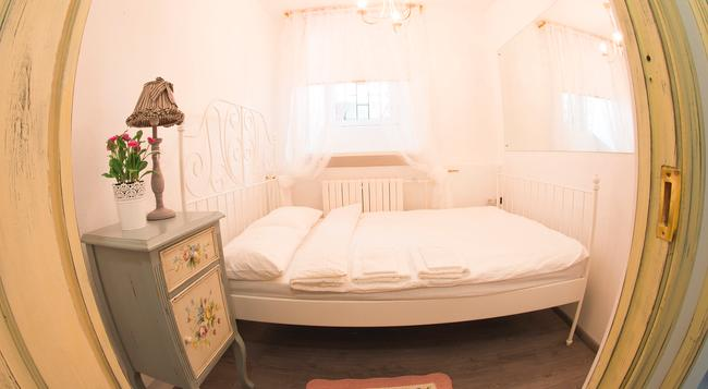 Gorod Patriarshie Hostel - モスクワ - 寝室