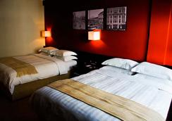 Kristoff - Maracaibo - 寝室