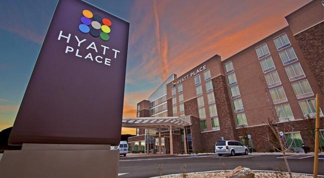 Hyatt Place Reno-Tahoe Airport - リノ - 建物