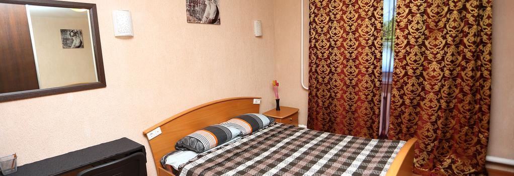 Maria Hotel - クラスノヤルスク - 寝室