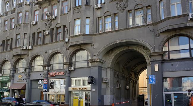 ホテル ペトロフカ 17 - モスクワ - 建物