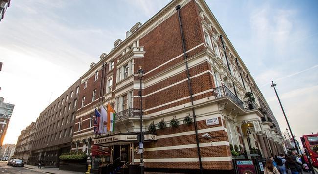 ベストウエスタン プレミア モスティン ホテル - ロンドン - 建物
