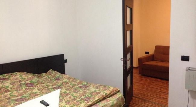 La Vila Maria - ブカレスト - 寝室