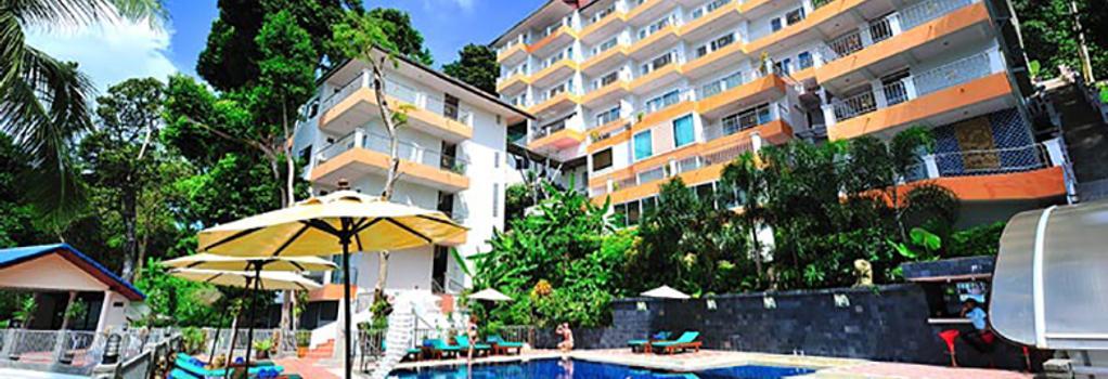 Blue Ocean Beach Resort - パトン - 建物
