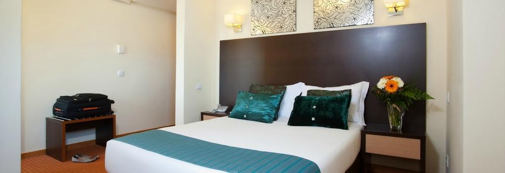 ホテル DAH ドム アフォンソ エンリケス - リスボン - 寝室