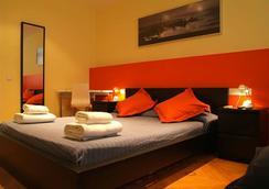 バルセロナ シティ センター オスタル - バルセロナ - 寝室