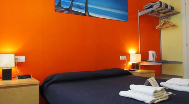 バルセロナ シティ ノース オスタル - バルセロナ - 寝室