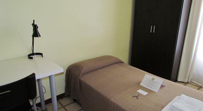 バルセロナ シティ ランブラス - バルセロナ - 寝室