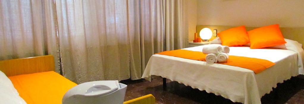 バルセロナ シティ ストリート - バルセロナ - 寝室