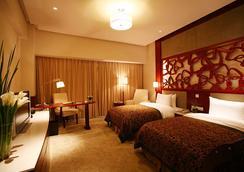 パークビュー ホテル - 上海市 - 寝室