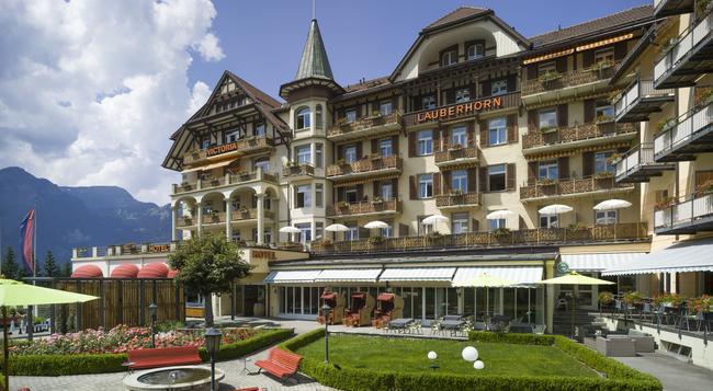 スパ & ホテル ヴィクトリア ラウバーホーン - Wengen - 建物