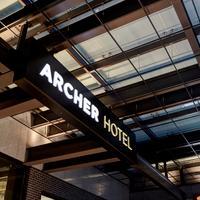 アーチャー ホテル ニューヨーク Hotel Entrance