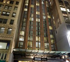 アーチャー ホテル ニューヨーク