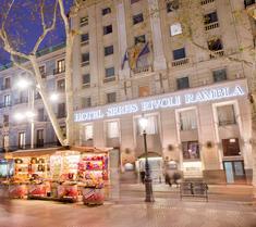 ホテル セルス リボリ ランブラス
