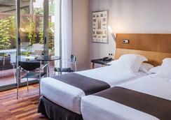 ホテル セルス リボリ ランブラス - バルセロナ - 寝室