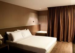 バンコク シティ ホテル - バンコク - 寝室