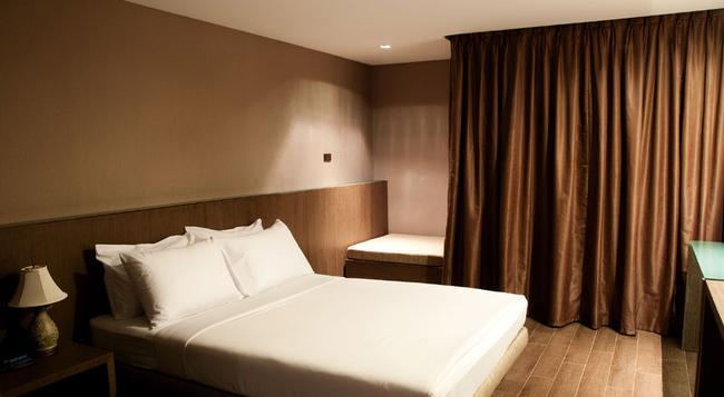 Bangkok City Hotel - バンコク - 寝室
