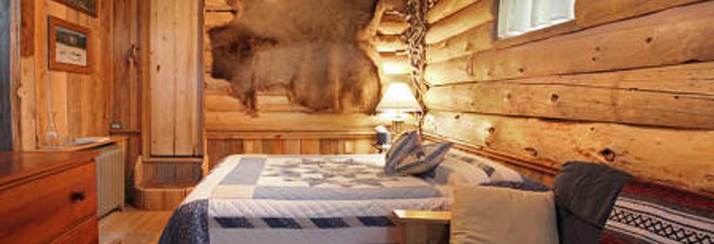 Robins Nest Bed & Breakfast - コーディ - 寝室