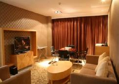 Detan Hotel - Changzhou - 常州 - 寝室