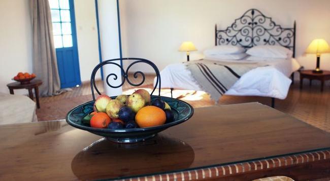 Auberge Tangaro - エッサウィラ - 寝室