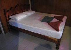 タート リゾート&フリーダム ビーチ リゾート - タオ島 - 寝室