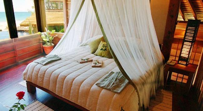アマタ リゾート & スパ ナガパリ ビーチ - Ngapali Beach - 寝室