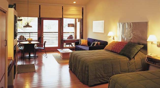 Desert Pearl Inn - スプリングデール - 寝室