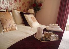 Garway Lodge - トーキー - 寝室