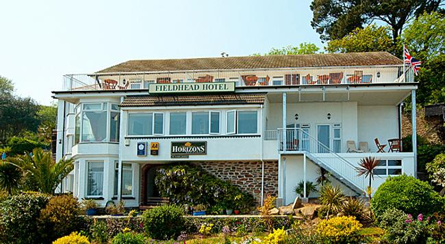 Fieldhead Hotel & Horizons Restaurant - Looe - 建物
