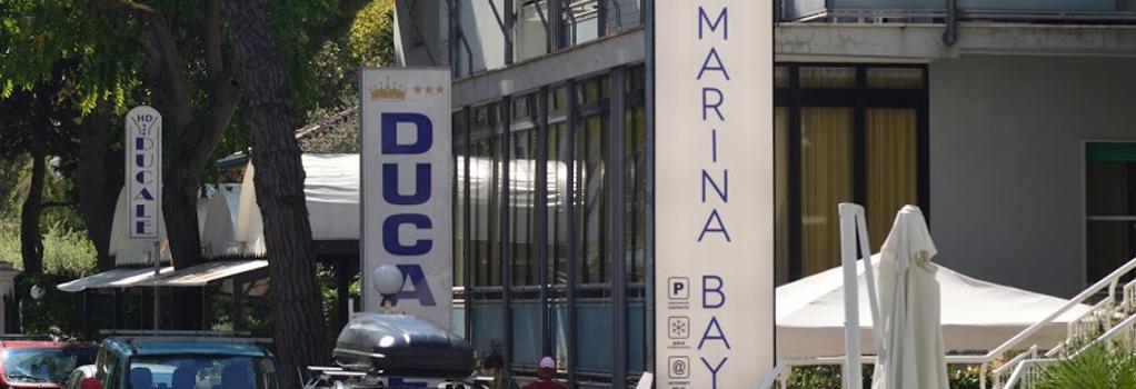 Ducale - リミニ - 建物