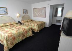 Ocean Sands Motel - ワイルドウッド - 寝室