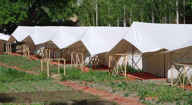 ホテル ミスティック メドーズ キャンプ - Leh - 建物