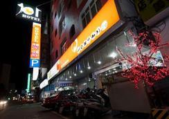 シンチュー 101 イン - 新竹市 - 建物