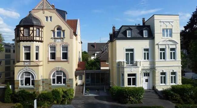 Villa Godesberg - Bonn - 建物