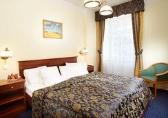 Orea Hotel Angliclky Dvur - Marianske Lazne - 寝室